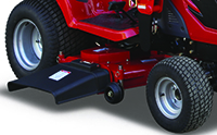 TS25 Mid Mount Mower