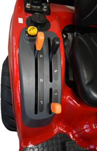 TYM T194 4WD Diff-Lock