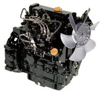 T413 Yanmar Engine