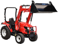 TYM T413 Optinal Front End Loader