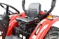 TYM T413 Adjustable Suspension Seat