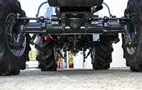 TYM T613 Front Axle