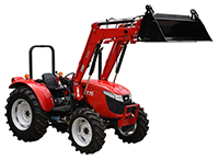 TYM T75 with Front End Loader