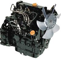 TYM Tractor Yanmar Engine