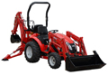 TLB Tractor Loader Backhoe